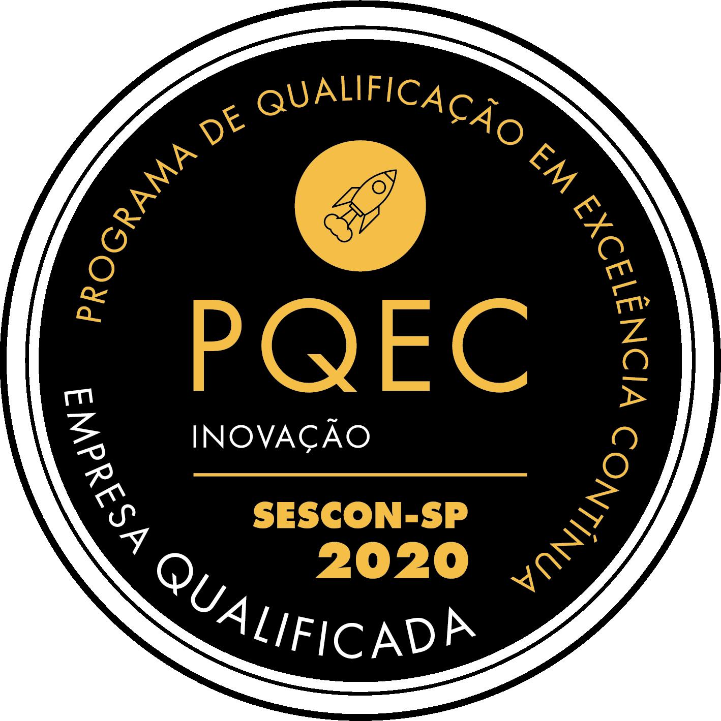selo de qualidade 2020