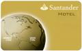 Cartão Santander Hotel