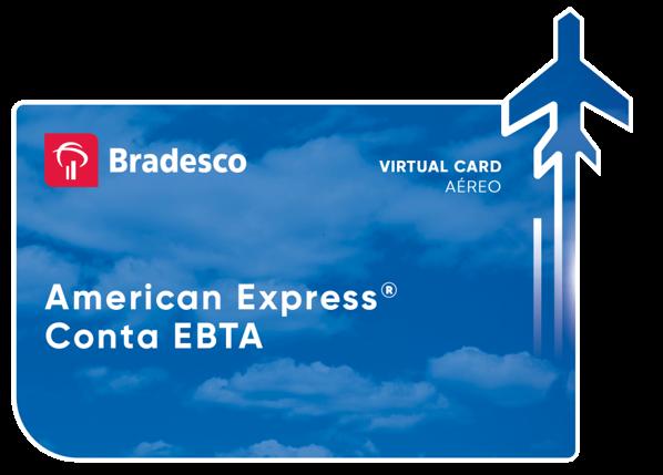 Cartão American Express EBTA