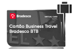Cartão Business Travel Bradesco