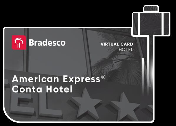Cartão American Express Hotel