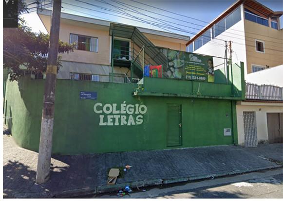 Fachada Colegio Letras