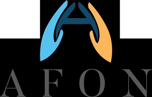Logotipo AFon - Associação Filantrópica Online