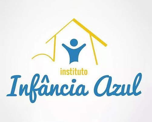 Logotipo Instituto Infância Azul