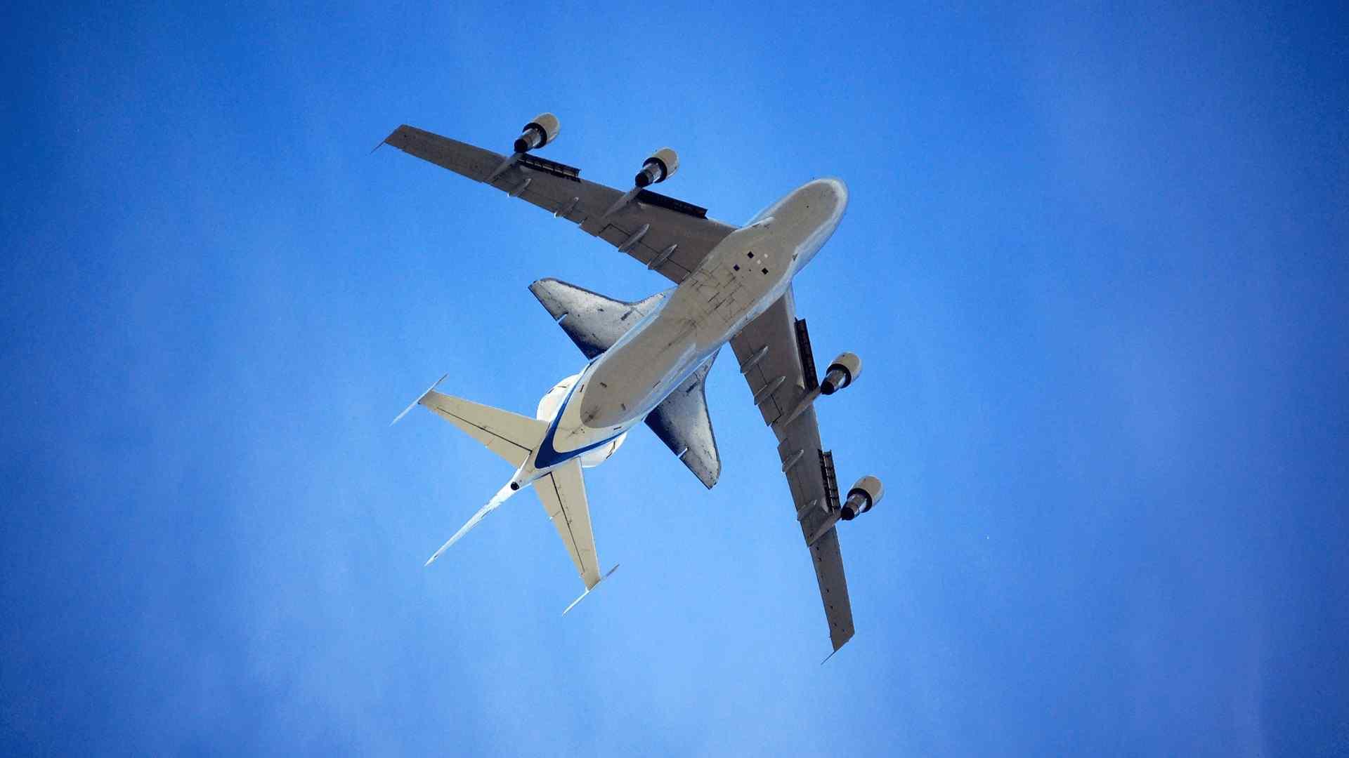 Banner 1: Avião