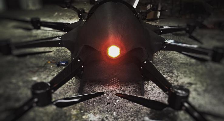 Inventor cria um carro voador futurista