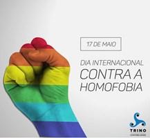 DIA INTERNACIONAL DO COMBATE À HOMOFOBIA
