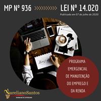 Saiba como ficará o Programa Emergencial de Manutenção do Emprego e da Renda com a Lei nº 14.020/2020