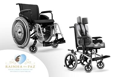 Campanha de Doação para Cadeiras de Rodas