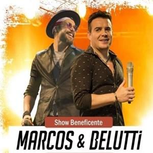 Show Beneficente Marcos & Belutti - Rainha da Paz