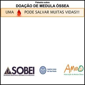 Palestra sobre Doação de Medula Óssea - 15/03/2019