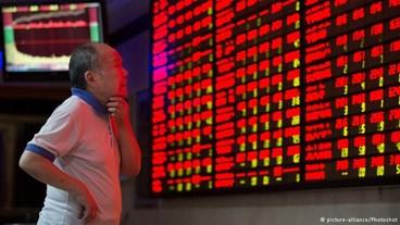 Bolsas de valores recuam com ameaça do coronavírus