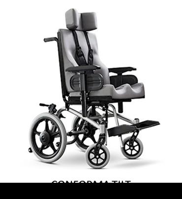 Cadeira de Rodas Conforma Tilt