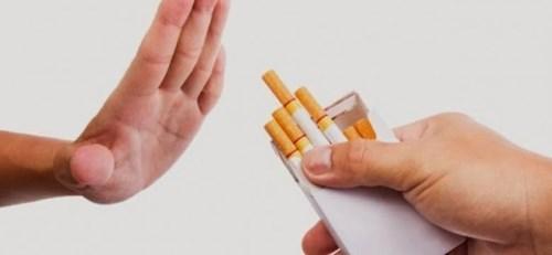 Parar de fumar: uma reflexão