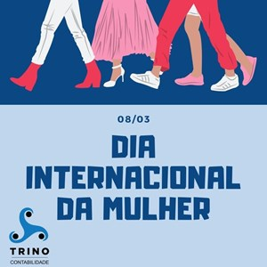 Homenagem da Trino para todas as mulheres.