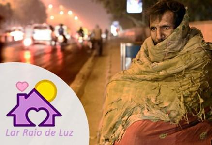 Campanha de Arrecadação de Material de Higiene para Moradores de Rua