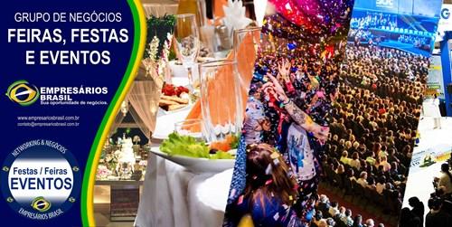 Grupo de negócios - EVENTOS - Festas e Feiras
