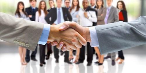 A importância das parcerias de negócios