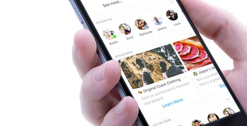 Facebook Messenger começará a mostrar anúncios em breve