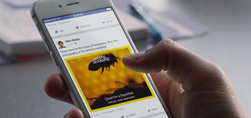Usuários do Facebook terão de pagar para ler algumas notícias