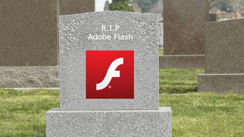 Adobe anuncia que acabará com o Flash até 2020
