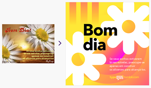 Brasileiro cria site para embelezar mensagens de
