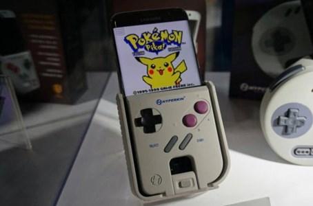 Empresa cria aparelho que transforma seu celular android em um GameBoy
