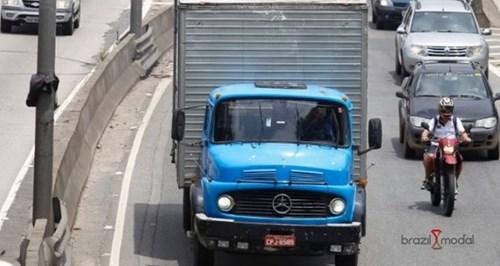 PIB do transporte confirma baixo desempenho e registra queda de 0,6%