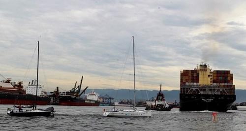 Greve na Codesp ameaça operações no Porto de Santos