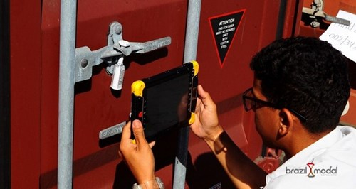 ABTTC desenvolve lacre eletrônico contra ilícitos em cargas portuárias