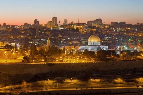 Não há lugar como Israel